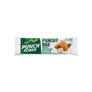 Présentoir 40 Barres énergétiques Punch Power Punchybar Amande
