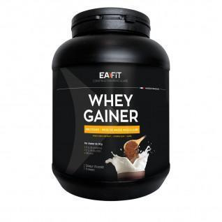 Whey gainer Chocolat EA Fit