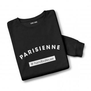 Sweatshirt femme Parisienne + Handballeuse