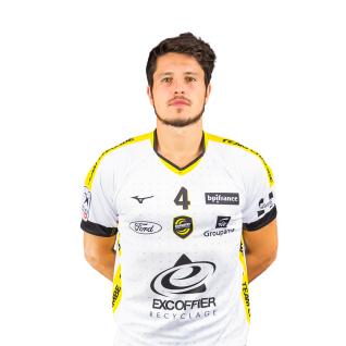 Maillot Extérieur Chambéry Handball 2021/22