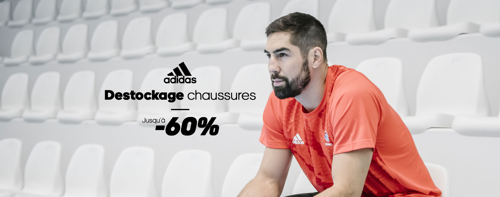 Déstockage chaussures adidas