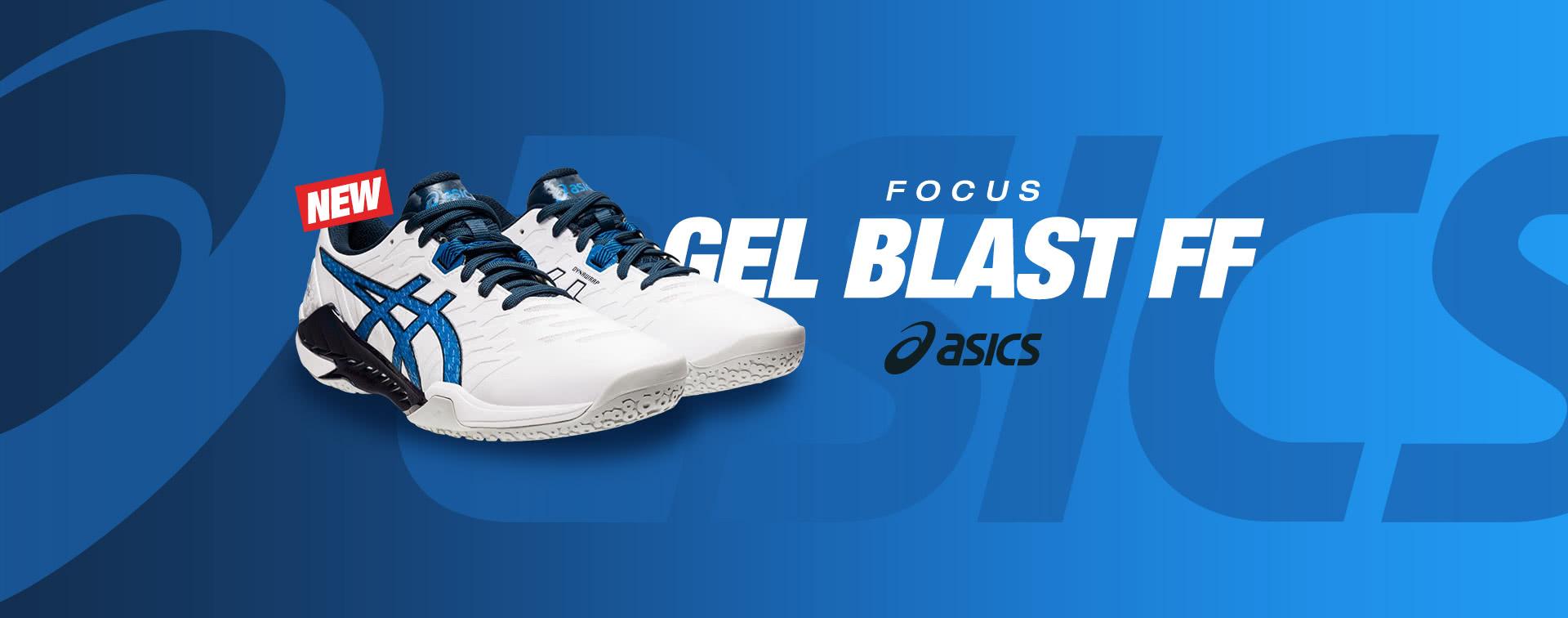 Asics gel blast handball