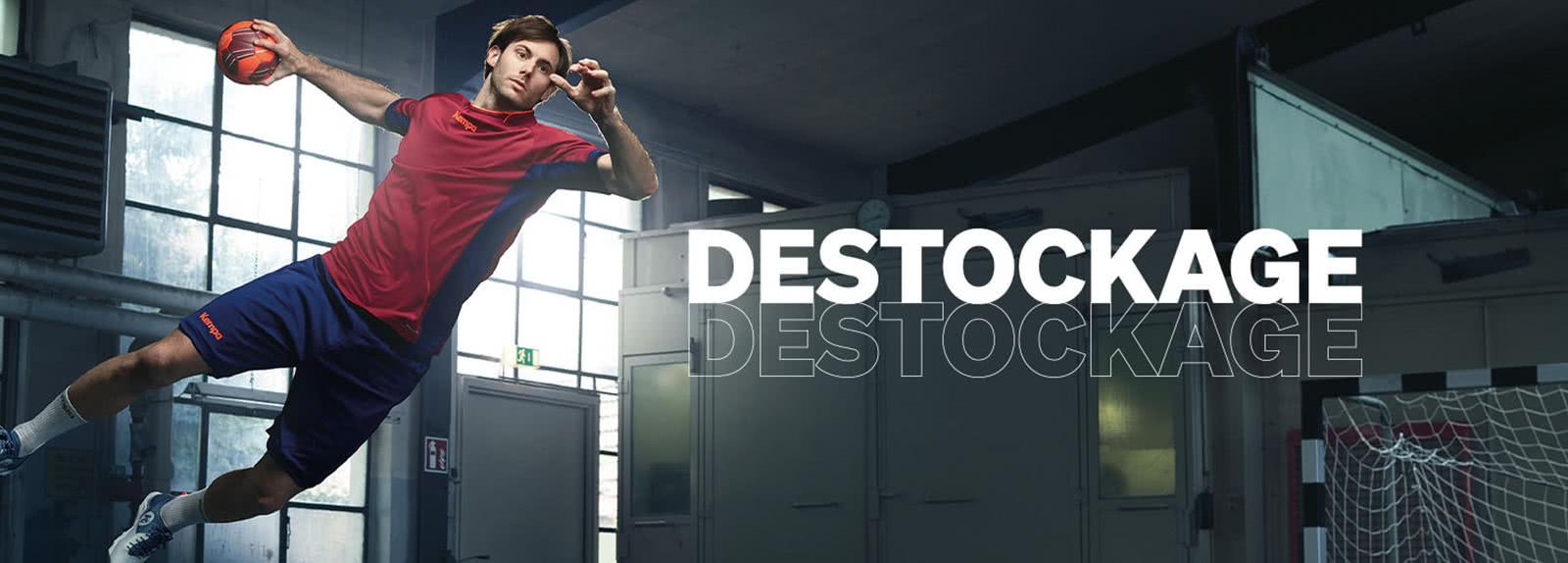 Déstockage handball