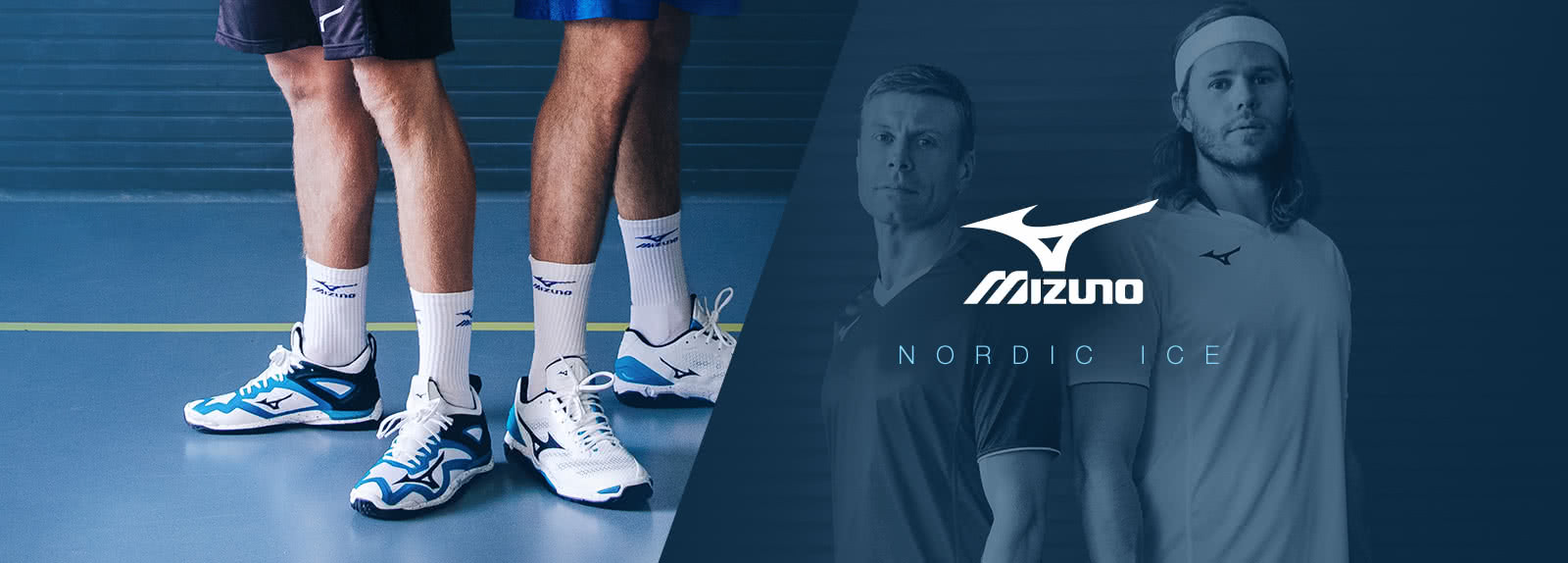 New co Mizuno Nordic Ice