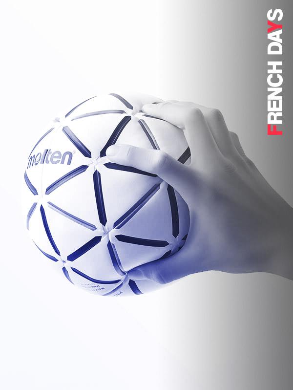 Nouveaux ballons de handball
