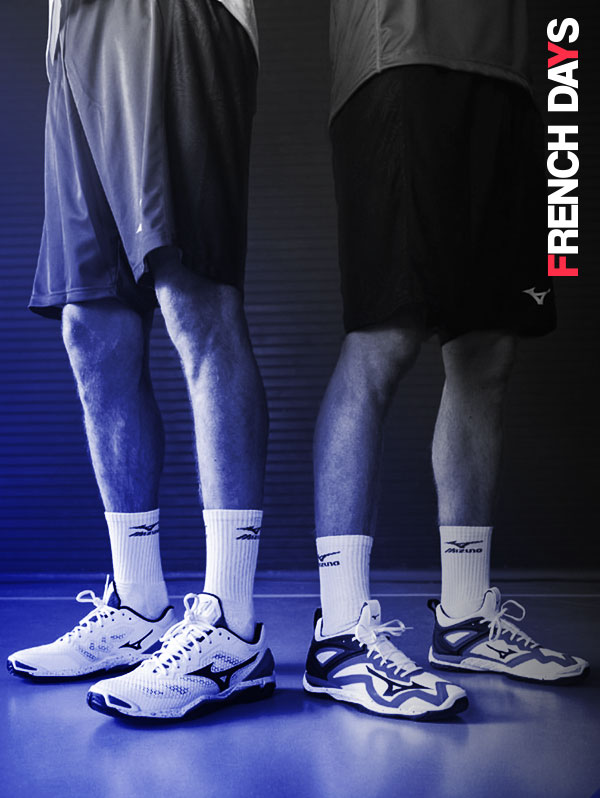 Nouvelles chaussures de handball