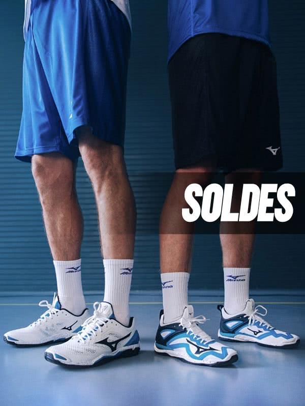 soldes chaussures de handball