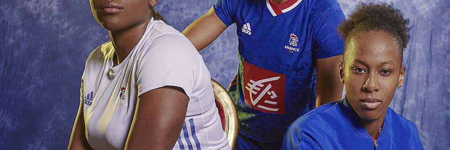 Nouvelle collection adidas FFHB France handball