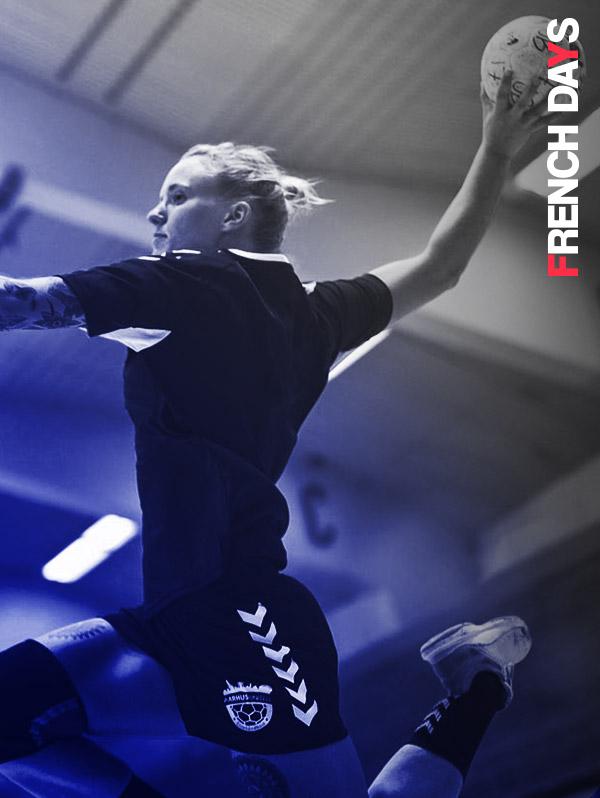 Nouveautés textile de handball