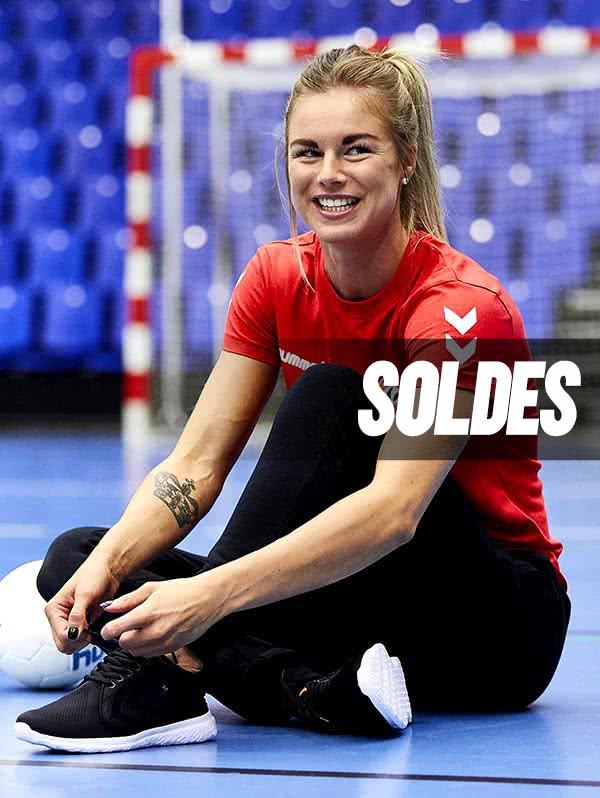 soldes textile de handball