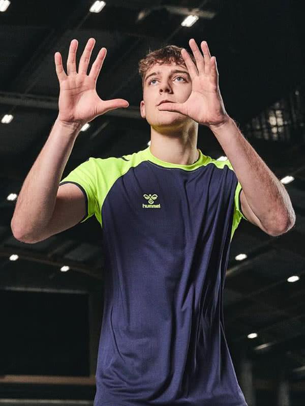 textile de handball